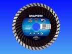 DISC DIAMANTAT TURBO WAVE 230MM GRAPHITE